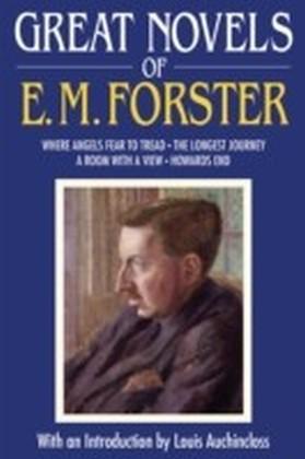 Great Novels of E. M. Forster