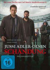 Schändung, 1 DVD Cover