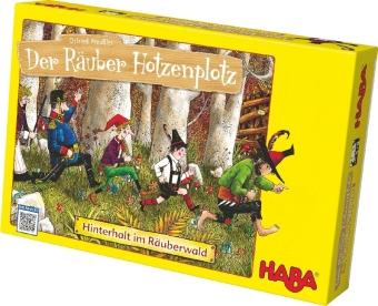 Der Räuber Hotzenplotz, Hinterhalt im Räuberwald (Kinderspiel)