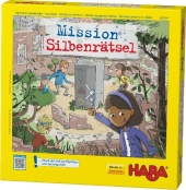 Mission Silbenrätsel (Kinderspiel) Cover