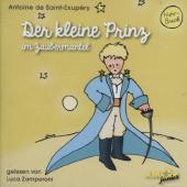 Der kleine Prinz mit dem Zaubermantel, 1 Audio-CD Cover