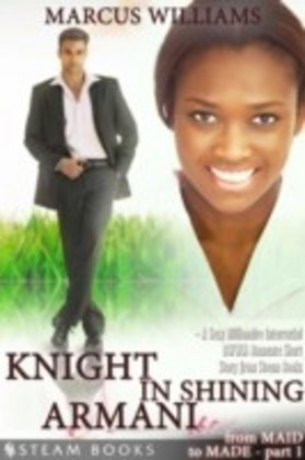 Knight in Shining Armani - A Sexy Billionaire Interracial BWWM Romance Short Story from Steam Books