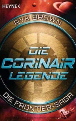 Die Corinair-Legende - Die Frontier-Saga 3