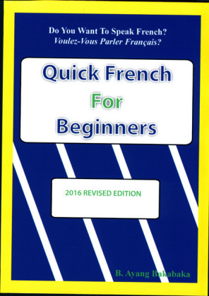 Quick French For Beginners