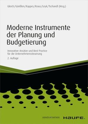 Moderne Instrumente der Planung und Budgetierung