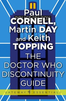 Doctor Who Discontinuity Guide