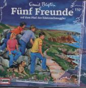 Fünf Freunde auf dem Pfad der Küstenschmuggler, 1 Audio-CD