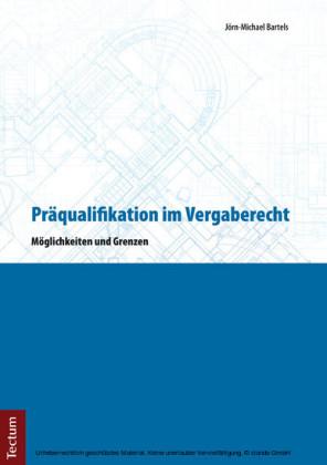 Präqualifikation im Vergaberecht