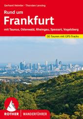 Rother Wanderführer Rund um Frankfurt