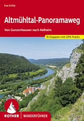 Rother Wanderführer Altmühltal-Panoramaweg Cover