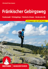 Rother Wanderführer Fränkischer Gebirgsweg Cover