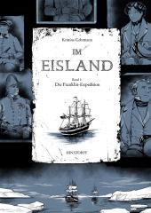 Im Eisland - Die Franklin-Expedition Cover