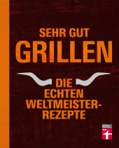 Sehr gut grillen Cover