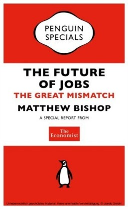 Economist: The Future of Jobs