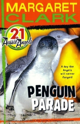 Aussie Angels 21: Penguin Parade