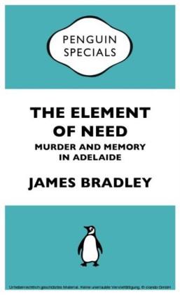 Element of Need: Penguin Specials
