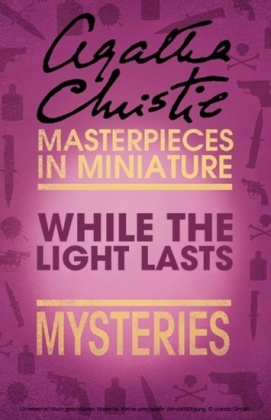 While the Lights Last: An Agatha Christie Short Story