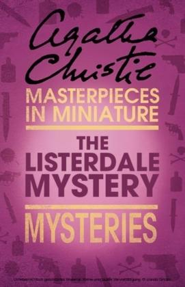 Listerdale Mystery: An Agatha Christie Short Story