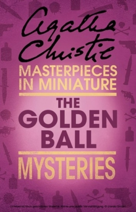 Golden Ball: An Agatha Christie Short Story