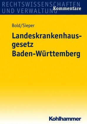 Landeskrankenhausgesetz (LKG) Baden-Württemberg