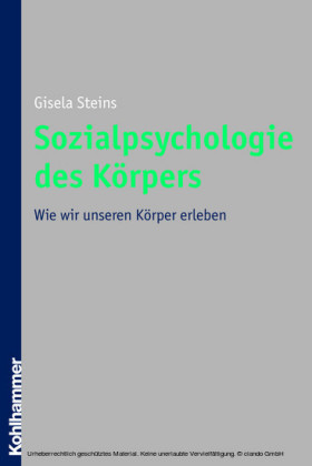 Sozialpsychologie des Körpers