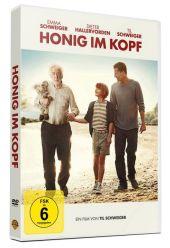 Honig im Kopf, 1 DVD Cover