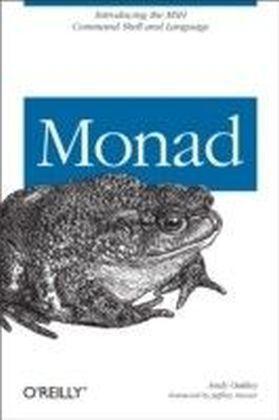 Monad (AKA PowerShell)