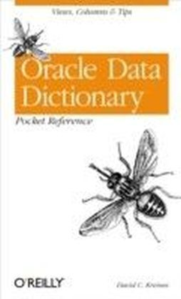 Oracle Data Dictionary Pocket Reference
