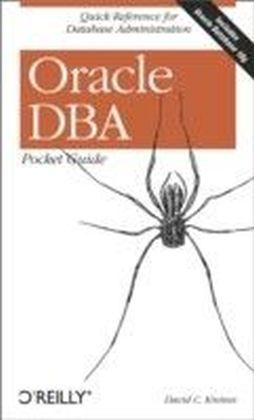 Oracle DBA Pocket Guide