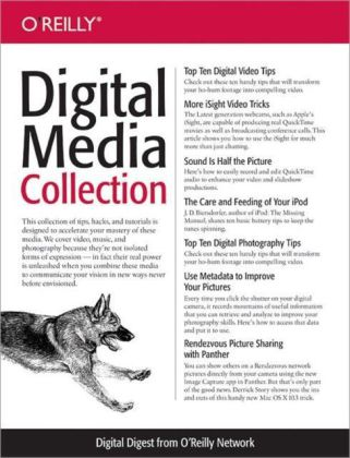 Digital Media Collection