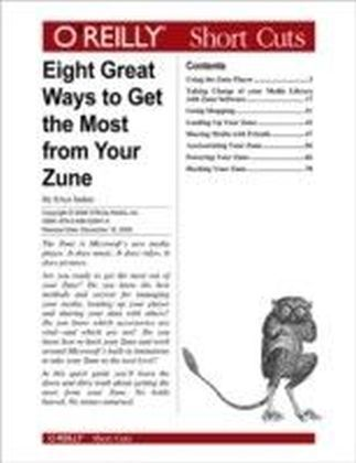 Eight Great Ways to Get the Most from Your Zune