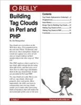 Building Tag Clouds in Perl and PHP