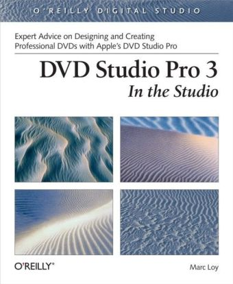DVD Studio Pro 3: In the Studio