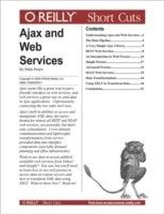 Ajax and Web Services