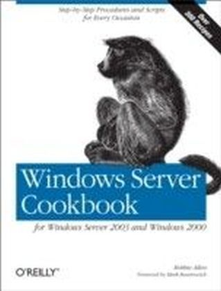 Windows Server Cookbook