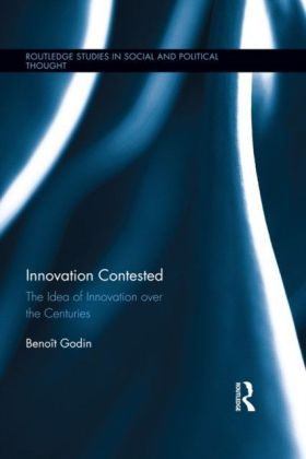 Intellectual History of Innovation