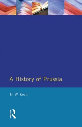 History of Prussia, a