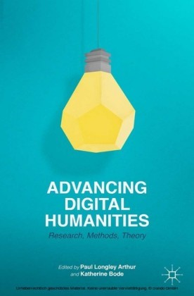 Advancing Digital Humanities
