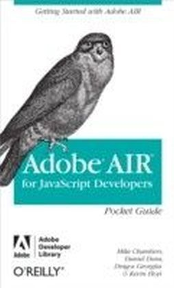 AIR for Javascript Developers Pocket Guide