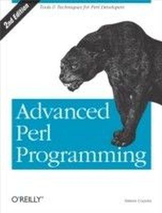 Advanced Perl Programming