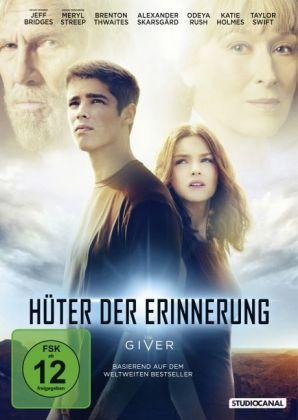 Hüter der Erinnerung - The Giver, DVD