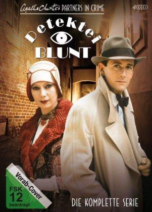 Agatha Christies Detektei Blunt - Die komplette Serie, 4 DVDs