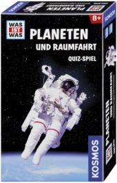 Was ist Was (Kinderspiel), Planeten und Raumfahrt Cover