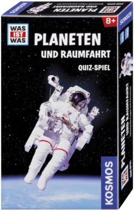 Was ist Was (Kinderspiel), Planeten und Raumfahrt