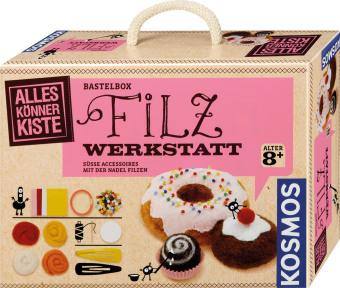 Filzwerkstatt, Bastelbox