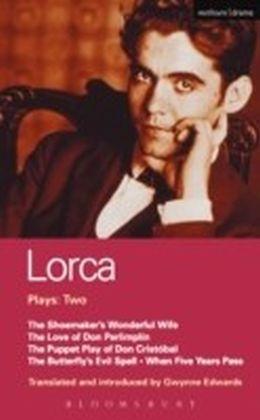 Lorca Plays: 2