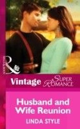 Husband and Wife Reunion (Mills & Boon Vintage Superromance) (Cold Cases: L.A. - Book 3)
