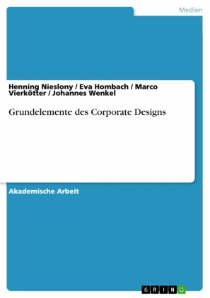 Grundelemente des Corporate Designs