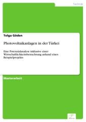Photovoltaikanlagen in der Türkei