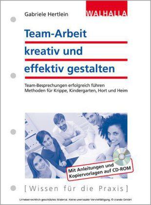 Team-Arbeit kreativ und effektiv gestalten